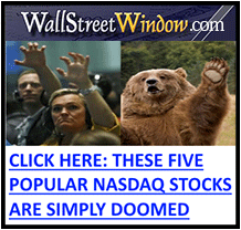 Wallstreet Window