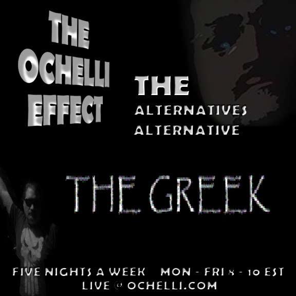 "Reality Check Please Flashback Ochelli and ""The Greek"""