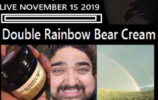 Double Rainbow Bear Cream