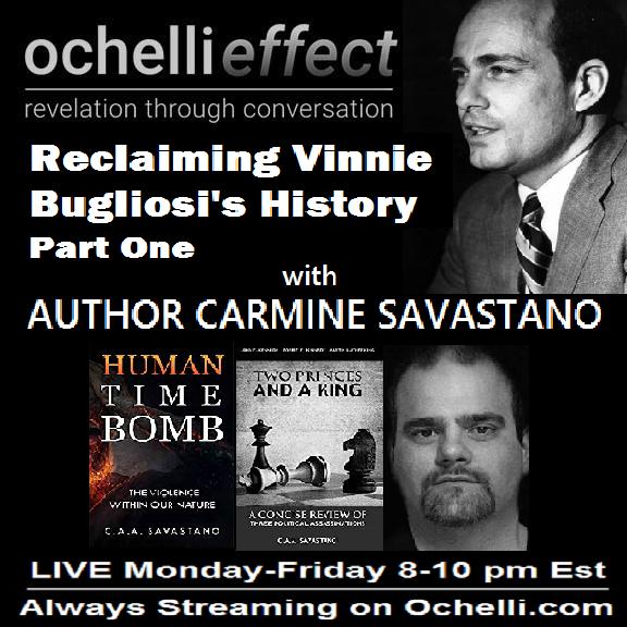 Reclaiming Vinnie Bugliosi's History