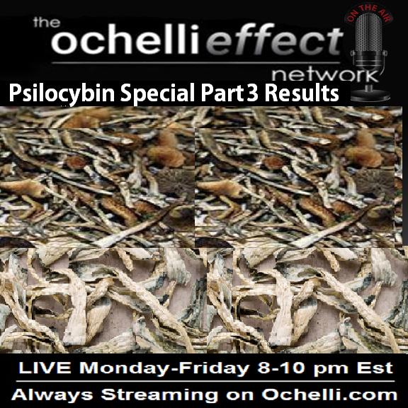 Ochelli Psilocybin Experiment Three